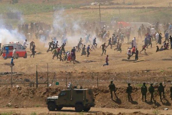 Binh sĩ Israel bắn chết 4 tay súng Palestine vượt hàng rào biên giới