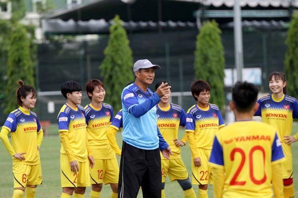 Đội tuyển nữ Việt Nam sẵn sàng cho Giải vô địch Đông - Nam Á 2019