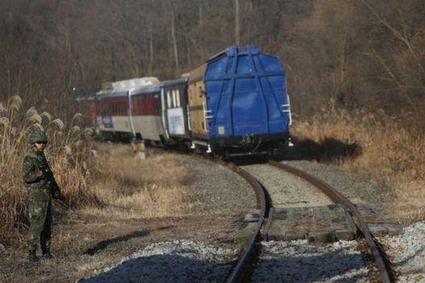 Hàn Quốc ra mắt tuyến tàu hỏa đến các điểm du lịch dọc DMZ