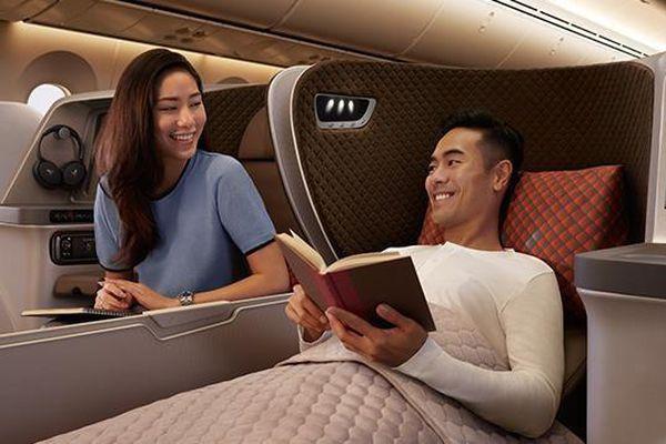 Hãng bay nào khiến người dùng 'không thể ngủ'?