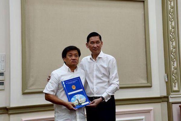 Tổng Giám đốc TCT xây dựng Sài Gòn: Anh Hải chưa làm ngày nào nên không đánh giá được hiệu quả