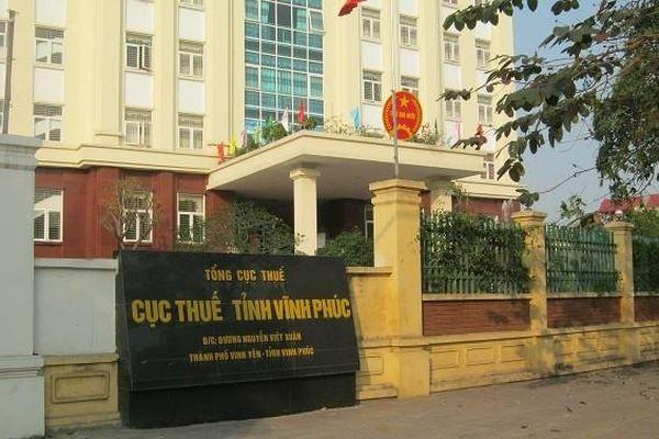 Bị doanh nghiệp kiện, Cục Thuế Vĩnh Phúc chuyển hồ sơ lên Bộ Công an