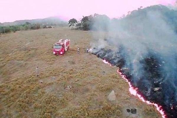 Kinh hoàng cháy rừng Amazon nhìn từ không gian và nguyên nhân bất ngờ phía sau