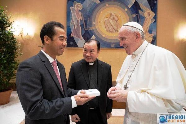 Thứ trưởng Tô Anh Dũng đồng chủ trì Cuộc họp Nhóm Công tác hỗn hợp Việt Nam-Vatican