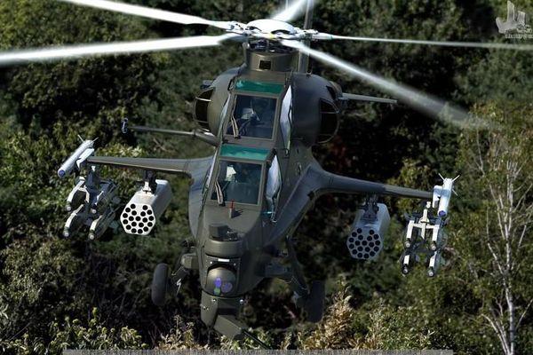 Ngạc nhiên: Trực thăng Z-10 bắn được cả tiêm kích Su-25, A-10