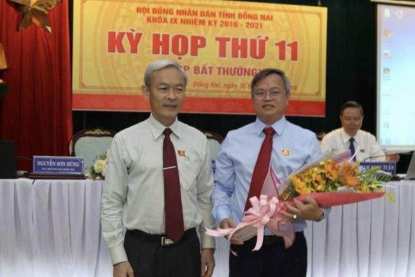 Tân Chủ tịch UBND tỉnh Đồng Nai là ai?