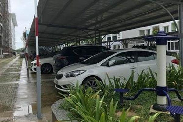 Yêu cầu thu phí dịch vụ giữ ôtô tại chung cư Xuân Phú đúng quy định