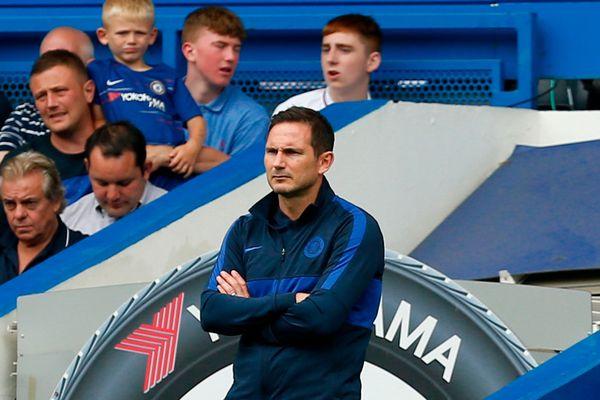 Frank Lampard từ chối đổ thừa cho Kurt Zouma: Đó là lỗi của chúng tôi