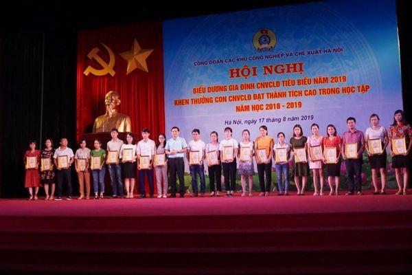 Công đoàn các Khu Công nghiệp - Chế xuất Hà Nội: Xây dựng tổ ấm cho gia đình công nhân