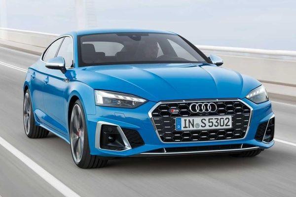 Audi A5 và S5 2020 ra mắt, Audi khoe 'hấp dẫn hơn bao giờ hết'