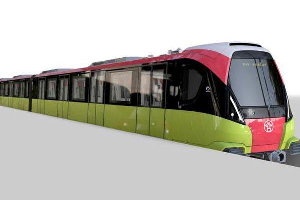 Vì sao tàu metro Nhổn - Ga Hà Nội chỉ chạy trung bình 35km/h?