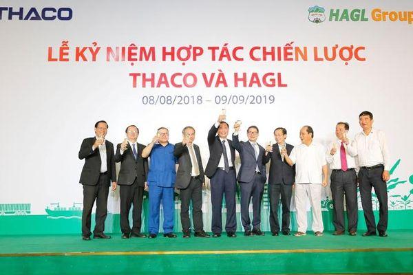 Hợp tác THACO - HAGL: Hình thành chuỗi giá trị cây ăn trái nhiệt đới Việt Nam