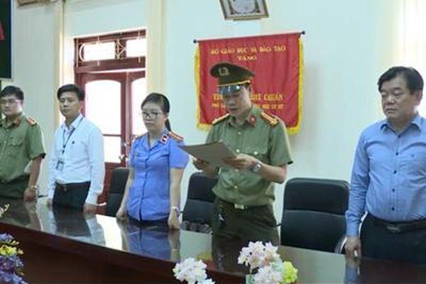 Gian lận điểm thi ở Sơn La: Tiết lộ lời khai của Giám đốc Sở Giáo dục Đào tạo