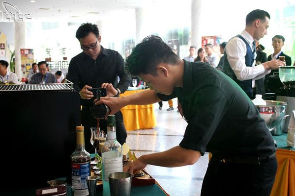 Đoàn Hà Nội thắng đậm tại Hội thi Bartender toàn quốc 2019