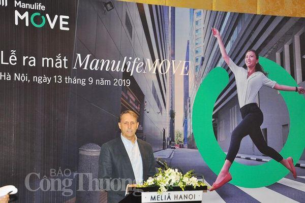 Khỏe hơn, năng động hơn cùng ManulifeMove!