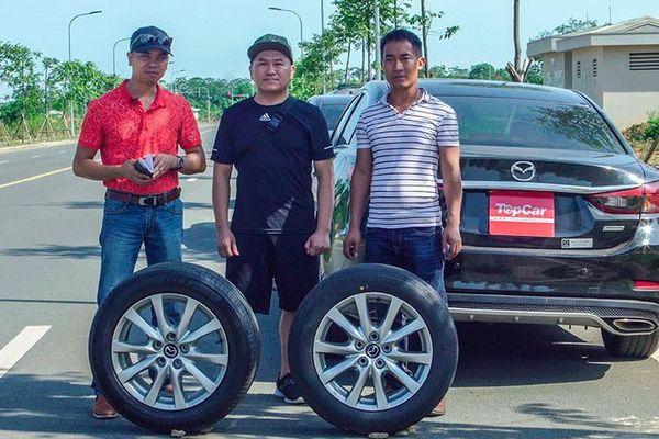 So sánh Bridgestone Turanza T005A và Michelin Primacy 4 tìm lốp xe tốt nhất