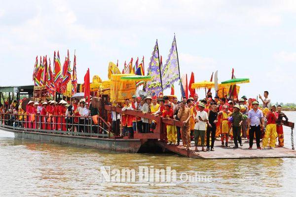 Nam Định: Không gian văn hóa truyền thống làng Độc Bộ