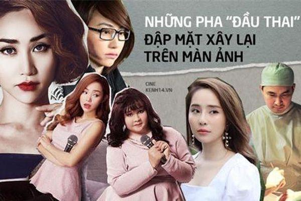 Việt Anh phẫu thuật đẹp hơn Soobin đã là gì, những pha đập đi xây lại trên phim còn 'dữ dằn' hơn