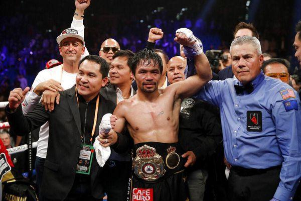 Manny Pacquiao chưa muốn rời xa sàn đấu