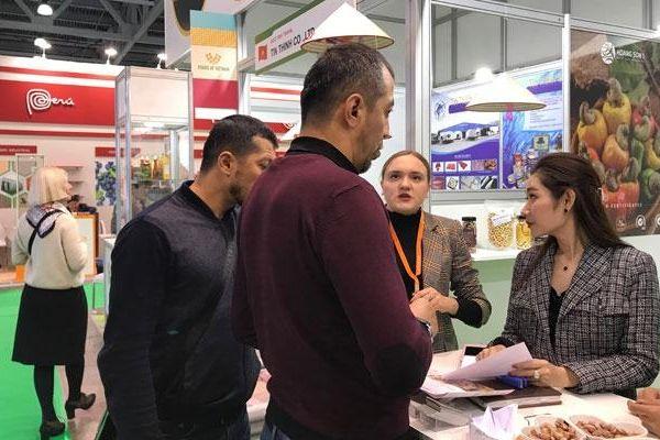Doanh nghiệp Việt Nam tiếp tục chiếm lĩnh thị trường Nga