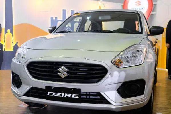 Xe giá rẻ Suzuki Dzire ra mắt tại Philippines, giá gần 250 triệu đồng