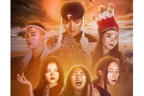 Độc đáo nhạc kịch trường Báo 'Tranh đấu vương quyền 2019'