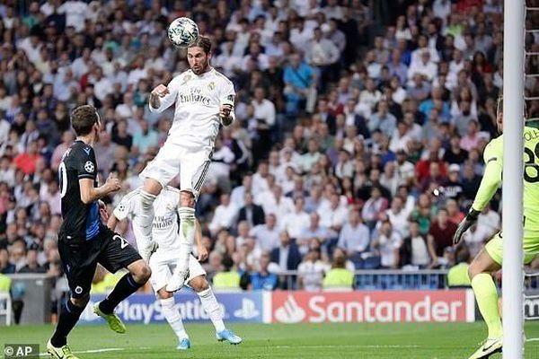 Club Brugge suýt làm nên địa chấn trước Real Madrid