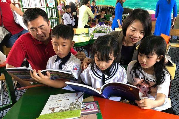 Thư viện thân thiện Zhishan biến giấc mơ thành hiện thực ở vùng khó Quảng Bình