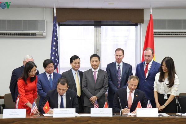 Việt Nam và Hoa Kỳ tăng cường hợp tác trong lĩnh vực năng lượng