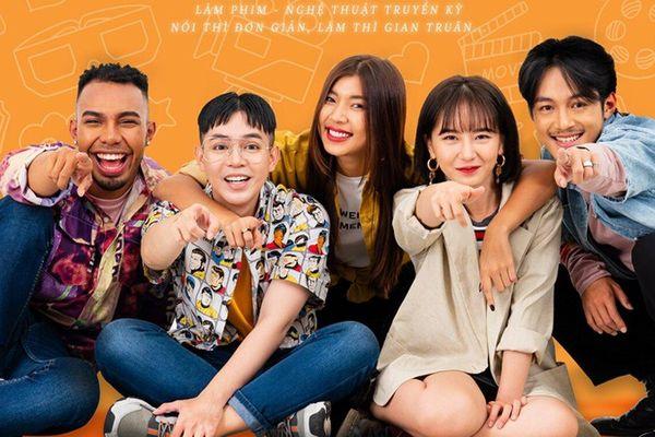 Nam thần 'Hongkong1' rủ rê Đồng Ánh Quỳnh làm web-drama có tên ấn tượng: Phim này thắng chắc