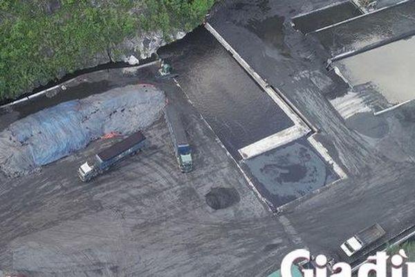 Quảng Ninh: Cần làm rõ chủ nhân của các bãi than trái phép ở TP. Cẩm Phả