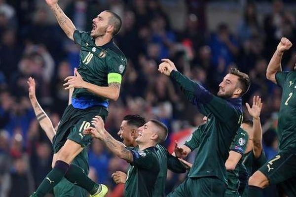 Sao Chelsea lập công, tuyển Ý đến thẳng Euro 2020