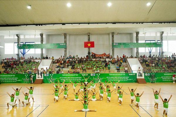 Tiếp tục sứ mệnh xây dựng thế hế Việt năng động tại Phú Yên