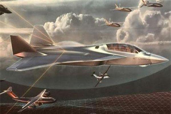Airbus khiến cuộc đua tiêm kích thế hệ 6 nóng hơn bao giờ hết