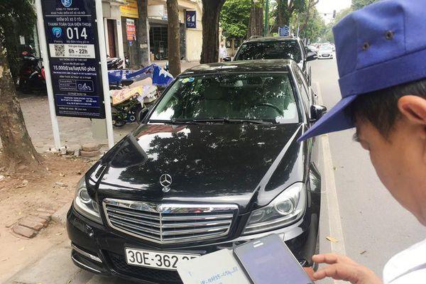 Sở Giao thông Hà Nội yêu cầu làm rõ vụ trông xe iParking... 'tê liệt'