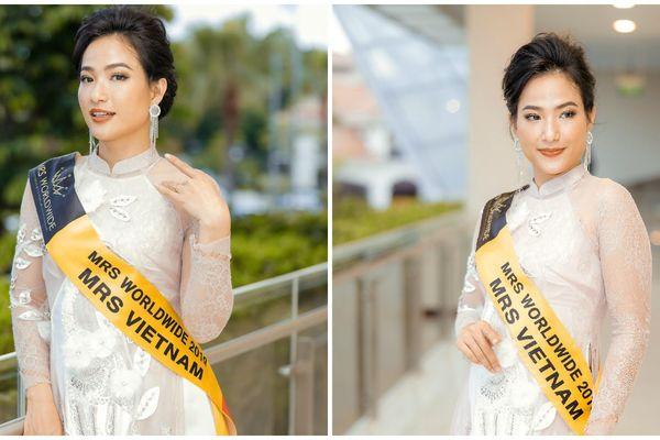 Đại diện Việt Nam lọt Top 10 'Hoa hậu Phụ nữ toàn thế giới 2019'