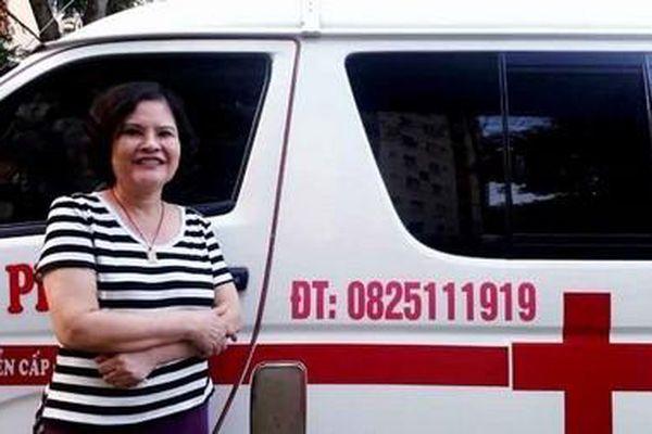 Bà Bính 'bồ tát' bán đất mua xe cứu thương chở bệnh nhân nghèo