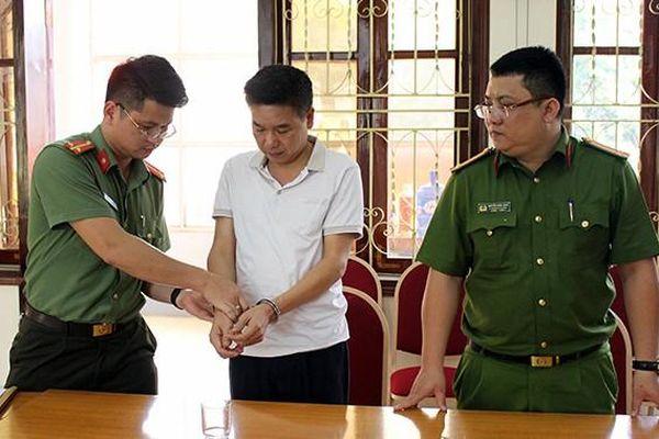 Tạm giam nguyên Phó Giám đốc Sở Giáo dục & Đào tạo tỉnh Sơn La