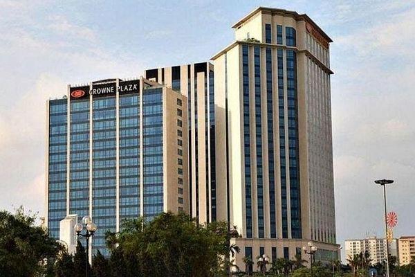 Crowne Plaza West Hanoi giảm phát thải hơn 7.000 tấn CO2 mỗi năm nhờ tiết kiệm năng lượng