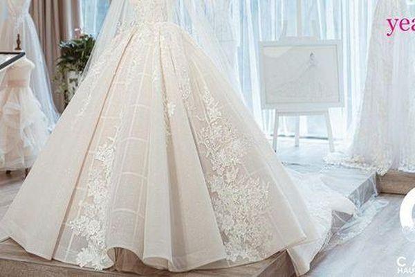 Calla Haute Couture For Ngan Dang: Chiếc váy khiến cô dâu vượt qua quãng đường dài 1730km