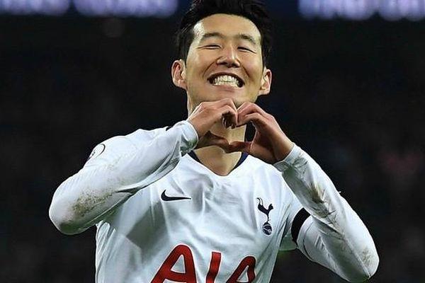 Son Heung-min làm rạng danh bóng đá châu Á