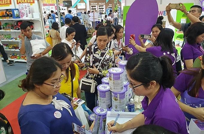 Thị trường sữa Việt: Mảnh đất màu mỡ