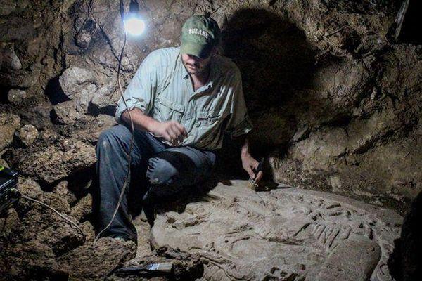 Giải mã bàn thờ 1.500 năm tuổi của người Maya cổ