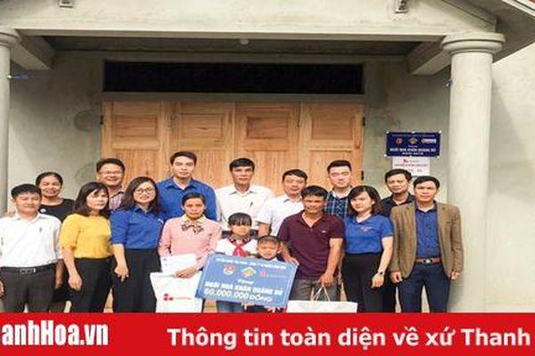 Khánh thành ngôi nhà 'Khăn quàng đỏ' cho học sinh có hoàn cảnh khó khăn tại huyện Thọ Xuân