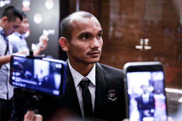 Sao Indonesia: 'Đoàn Văn Hậu có thể hình nhưng tôi có tốc độ'