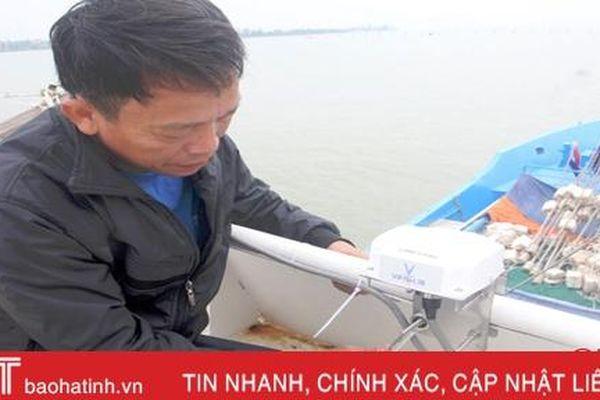 Hà Tĩnh tích cực khắc phục thiếu sót của tàu cá, cùng cả nước gỡ 'thẻ vàng' IUU