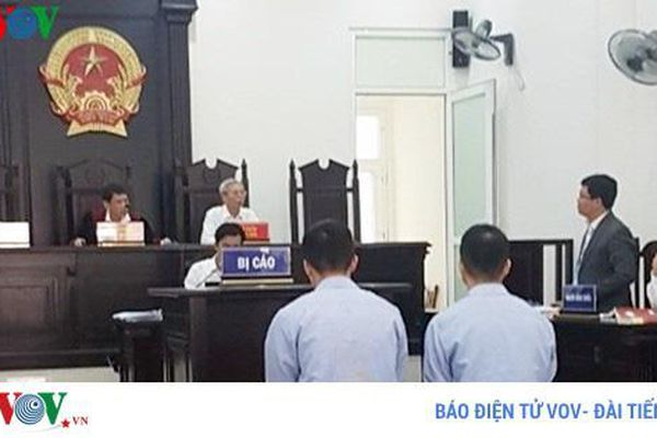 Xét xử 2 đối tượng đột nhập trụ sở UBND huyện Thanh Trì