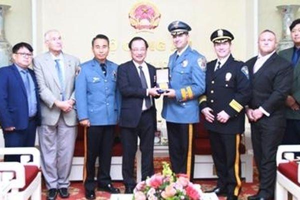 Việt Nam – Hoa Kỳ tăng cường hợp tác phòng, chống tội phạm