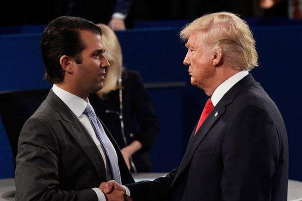 Chân dung 'cậu cả' Donald Trump Jr: Đầy cá tính và thi thoảng làm truyền thông 'dậy sóng'