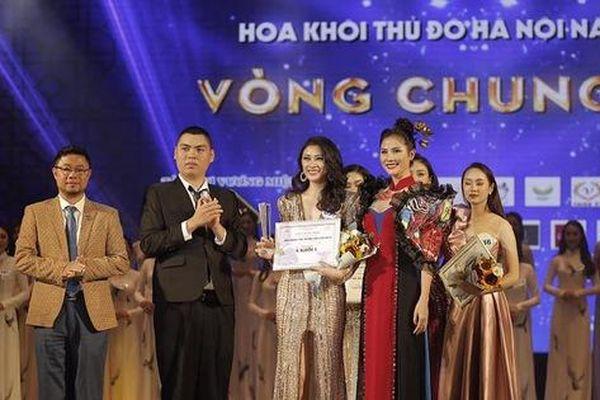 Sinh viên Khoa Luật trường ĐH Văn hóa Hà Nội đoạt ngôi 'Á khôi 1' Hoa khôi Thủ đô 2019